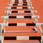 Una corsa a ostacoli