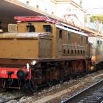 Treno storico a Pracchia