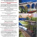 Festa del ferromodellismo alla stazione di Piteccio