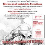 Sabato 20 giugno gli amici della Porrettana si ritrovano a Ponte della Venturina